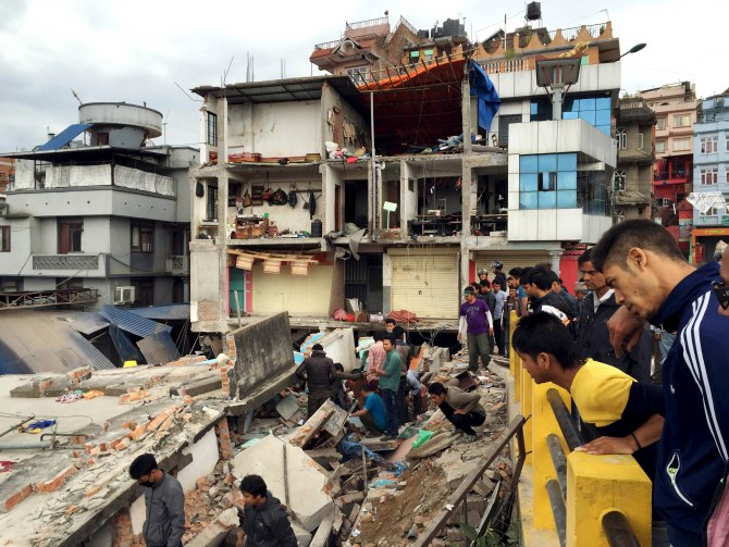 FMCG companies take stock of operations post quake in Nepal
