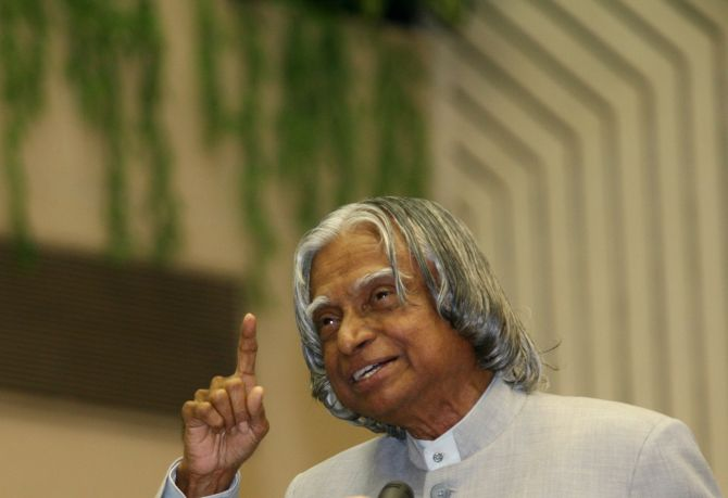 India News - Latest World & Political News - Current News Headlines in India - You could tell Dr Kalam was unhappy when he said...
