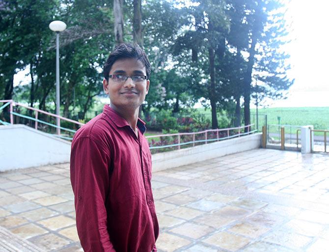 Brijesh Kumar Saroj