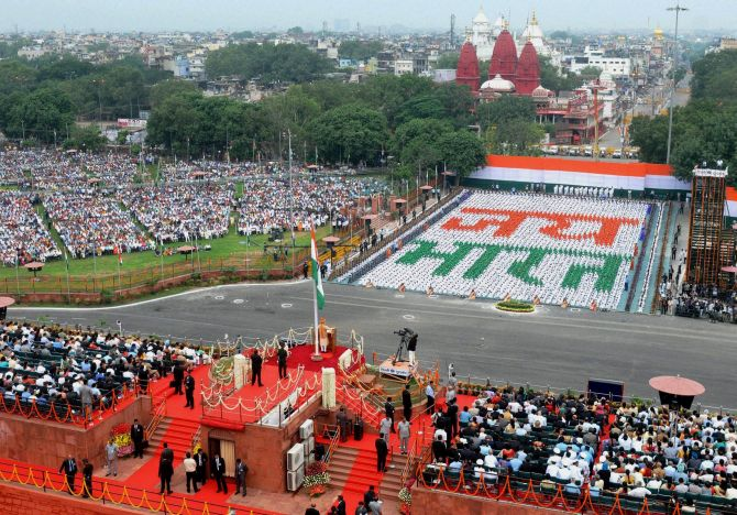 essay of independence day on red fort Independence day speeches by prime ministers, looking back to is the one given from the red fort on independence day many point papers on what should.
