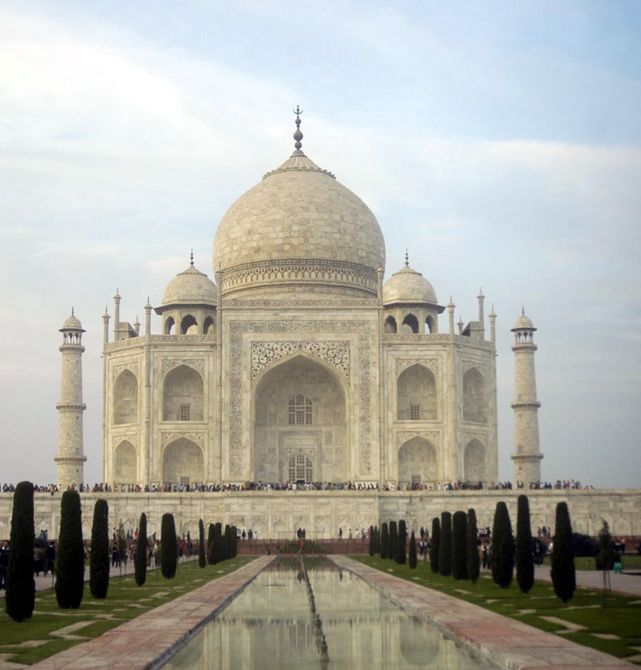 India News - Latest World & Political News - Current News Headlines in India - Is the Taj safe?