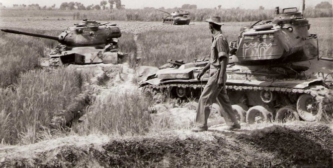 US backed India on Kashmir in 1965 Indo-Pak war - Rediff com