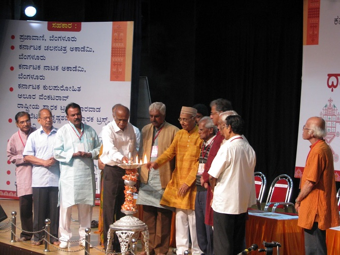 Professor M M Kalburgi, who was assassinated at his Dharwad home on Sunday, August 30.