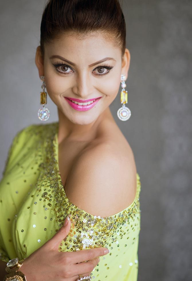 Latest News from India - Get Ahead - Careers, Health and Fitness, Personal Finance Headlines - Urvashi Rautela: 'Sex education is essential for kids'