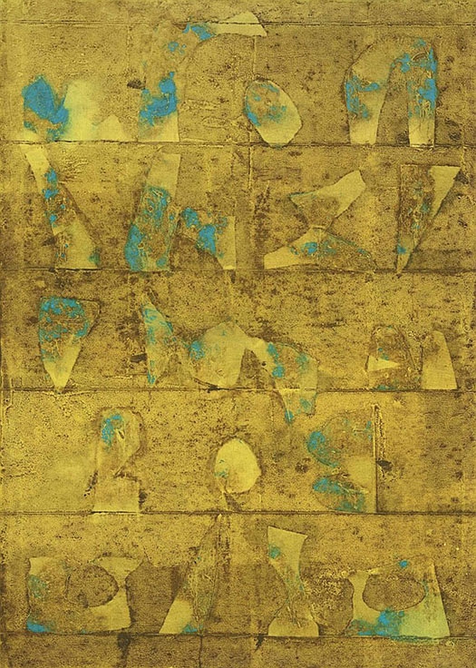 The 29-cr Gaitonde and other Indian masterpieces - Rediff com India News