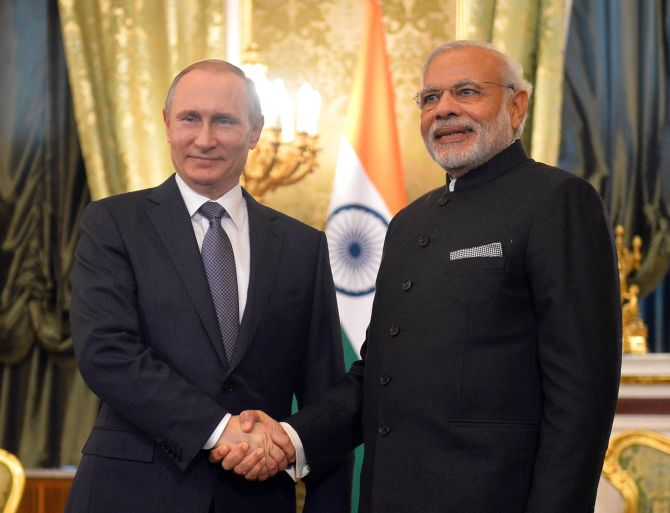 PM Modis next tour to Russia is on May 21