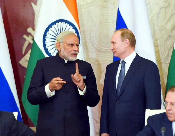 Image result for india with russia