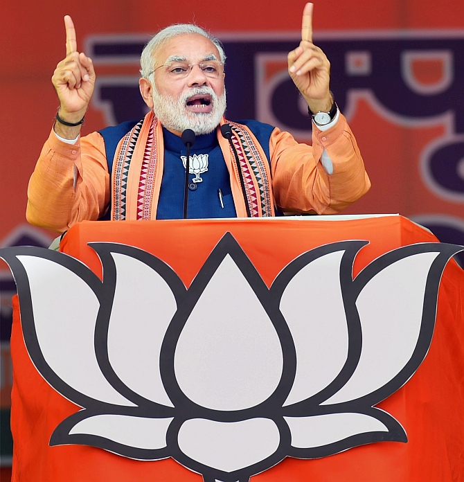 Image result for victorious pare of modi shah