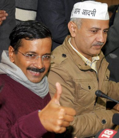 Kejriwal government introduces Lokpal amid criticism