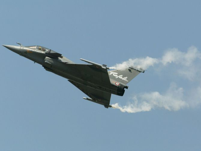 Suspense continues over Rafale fighter aircraft deal