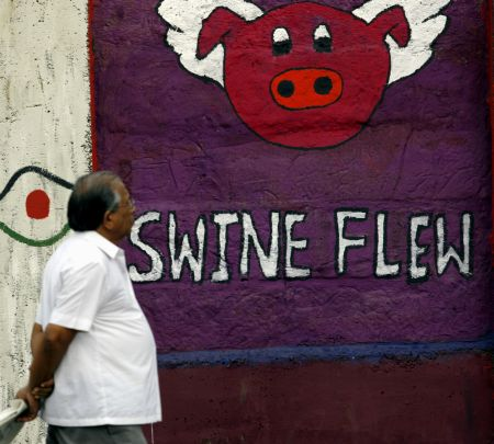 India News - Latest World & Political News - Current News Headlines in India - Swine flu claims 20 more lives, toll rises to 2,064