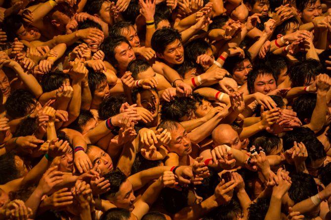 голый фестиваль фото