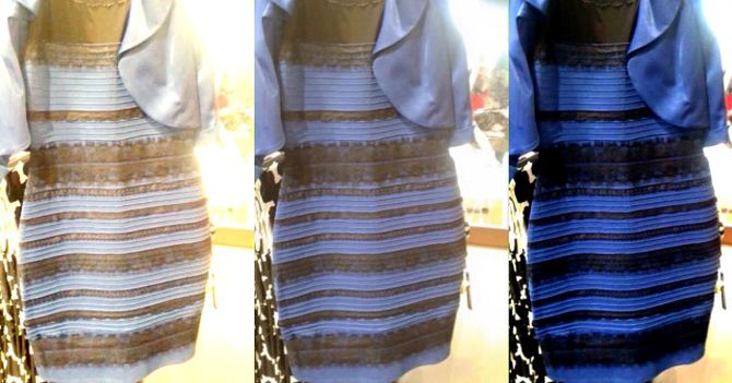 The DRESS that broke the Internet - Rediff.com India News