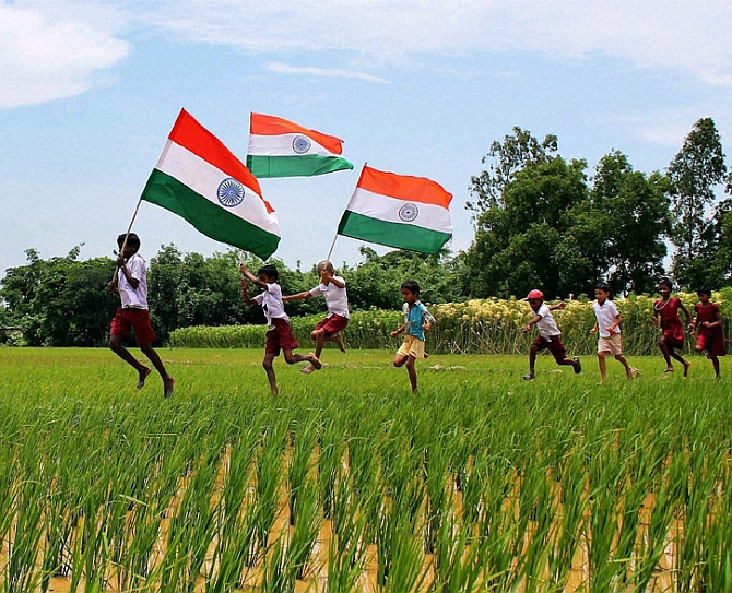 india is a great country