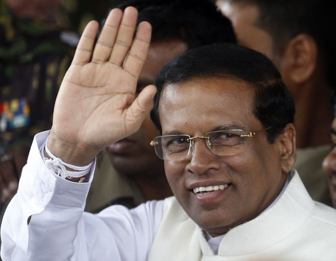 IUSF has 28 demands from President Sirisena