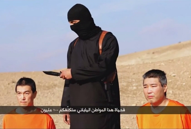 IS demands $200mn ransom in 72 hours to spare life of 2 Japanese hostages