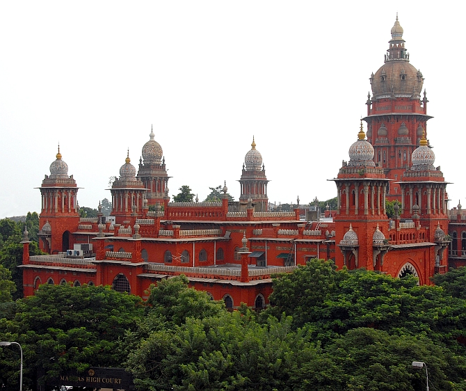 Govt accepts resignation of Madras HC Chief Justice