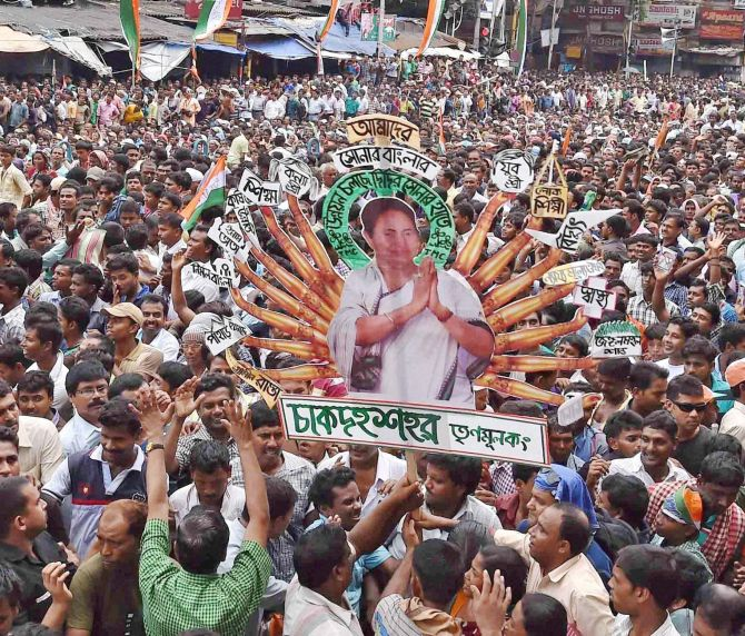 India News - Latest World & Political News - Current News Headlines in India - The real message from the Bengal election