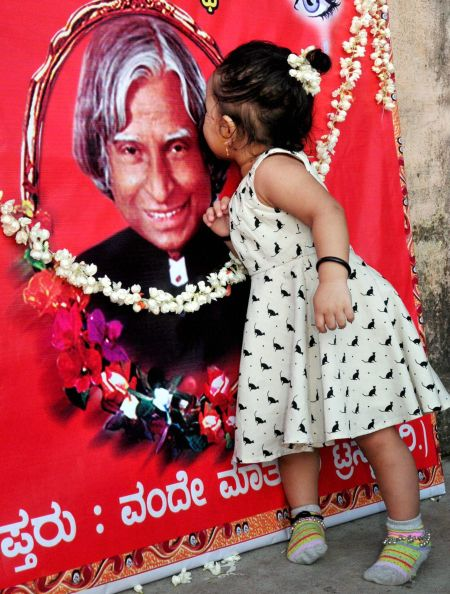 India News - Latest World & Political News - Current News Headlines in India - In tribute to Kalam, NASA names new bacteria after him