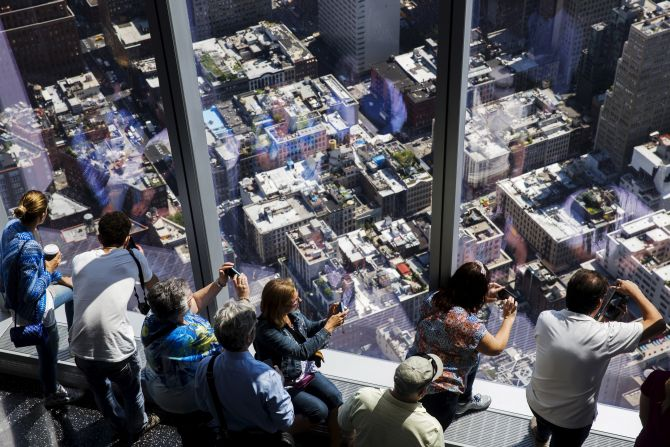 India News - Latest World & Political News - Current News Headlines in India - View from 1,250 feet: One World Observatory opens