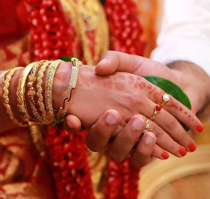 No More Lavish Malayali Weddings Rediff Com India News