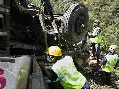 22 pilgrims killed in road accident in Andhra Pradesh