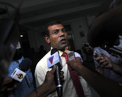India News - Latest World & Political News - Current News Headlines in India - China gives dressing-down to Maldives' Nasheed