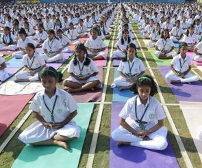 Introduce Teaching Of Bhagvad Gita Shlokas In Schools From The Coming Academic Session While Yoga Taught By States Brand Ambassador Baba Ramdev