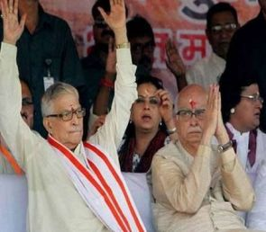 India News - Latest World & Political News - Current News Headlines in India - Babri demolition: SC issues notice to Advani, others over conspiracy charges