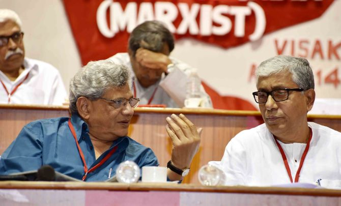 India News - Latest World & Political News - Current News Headlines in India - What does Yechury have in store for the CPI-M
