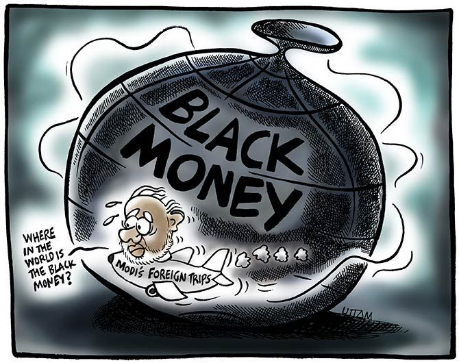 Ending black money: Death by 1,000 cuts