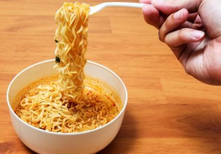 Maggie noodles perception in india