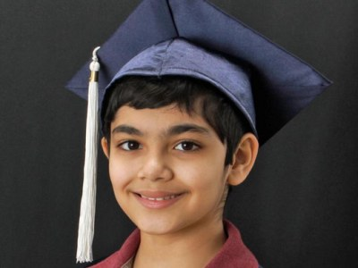 Latest News from India - Get Ahead - Careers, Health and Fitness, Personal Finance Headlines - 12-yr-old Tanishq Abraham to become doctor at 18