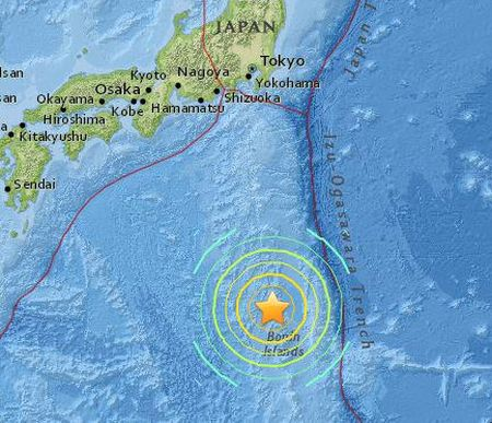 India News - Latest World & Political News - Current News Headlines in India - 7.8 quake rattles Japan, tremors felt in Delhi