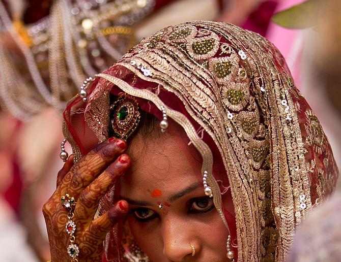 wedding girl kerala