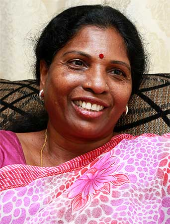 Has reservation served its purpose? :   P Sivakami, writer, former IAS officer and now a political leader