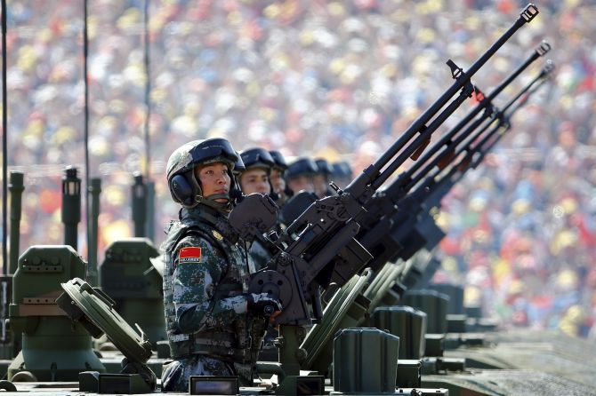 Armed And Dangerous India Fifth In Worlds Strongest Armed Forces - World's most powerful military countries 2015