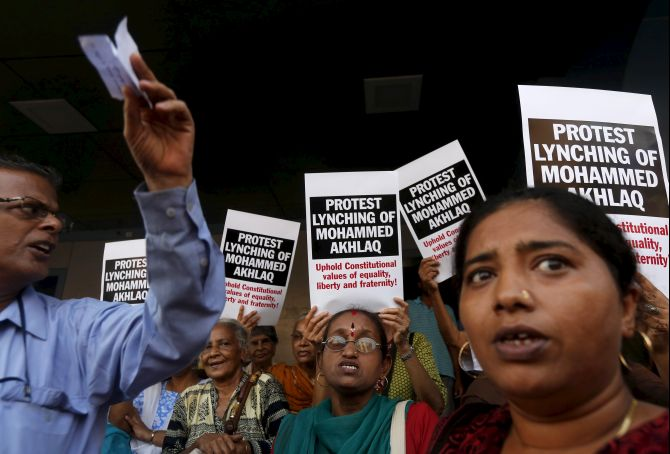 India News - Latest World & Political News - Current News Headlines in India - Was the Dadri lynching really about 'eating beef'?