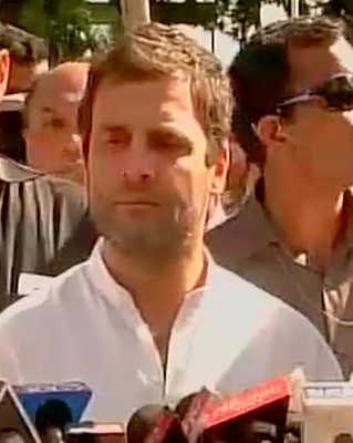 India News - Latest World & Political News - Current News Headlines in India - BJP people were involved in the Dadri incident, alleges Rahul