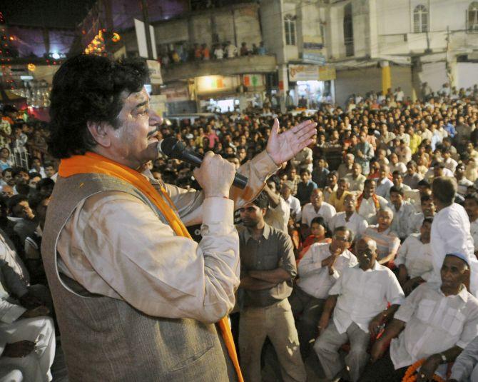 India News - Latest World & Political News - Current News Headlines in India - BJP keeps Shatru 'khamosh' during Bihar polls