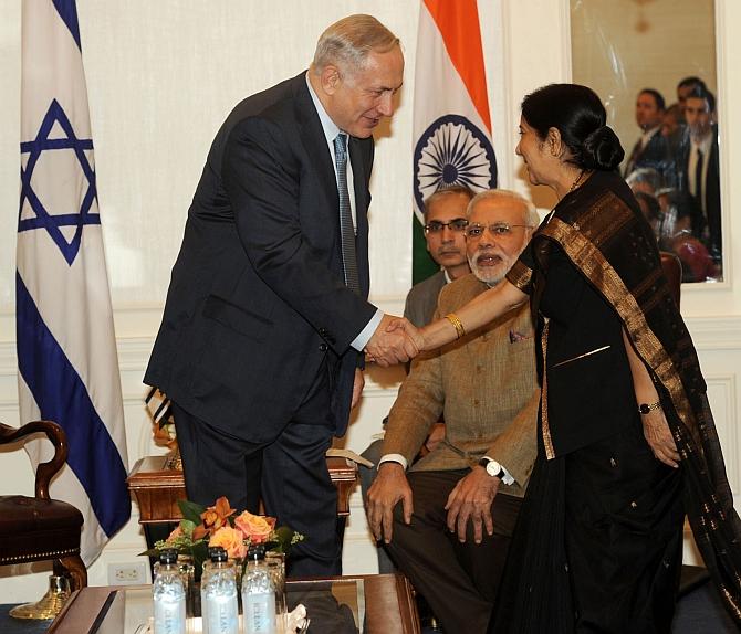 Why Rashtrapati's Israel visit goes beyond politics