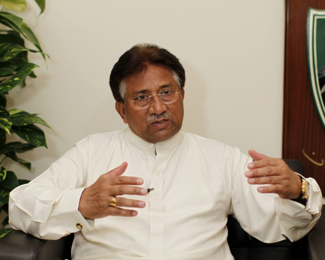 India News - Latest World & Political News - Current News Headlines in India - Musharraf in ICU after blood pressure shoots up