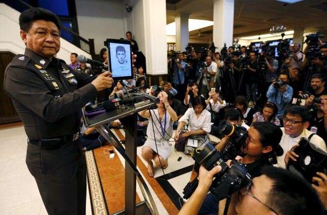India News - Latest World & Political News - Current News Headlines in India - Thailand arrests main suspect in Bangkok blast case