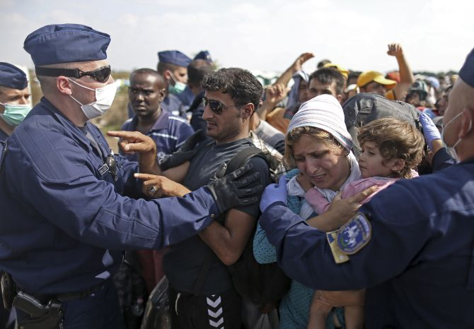 a migrants search for a better life Migrants are ready to risk everything for a better life in europe authorities brace for 'fiery summer' as more look set to cross mediterranean in search of asylum share on twitter (opens new.