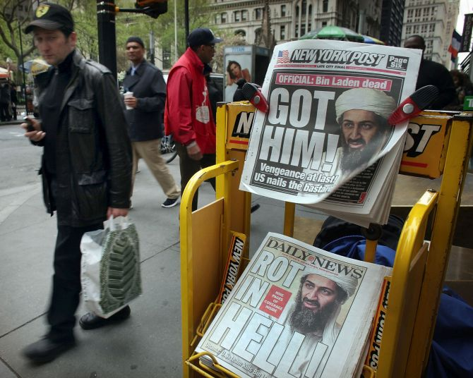 India News - Latest World & Political News - Current News Headlines in India - 'Rot in Hell': How the world reacted to Osama's death