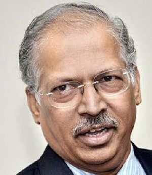 No need to press panic button :    S Chandrasekharan, retired executive director of UCO Bank and a former general manager, Indian Ov