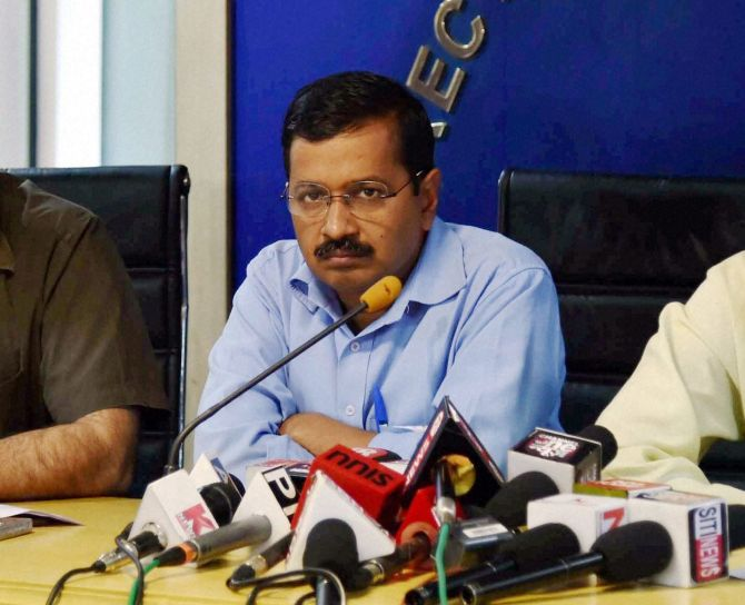 No fresh bid for alliance, Cong has refused: Kejriwal