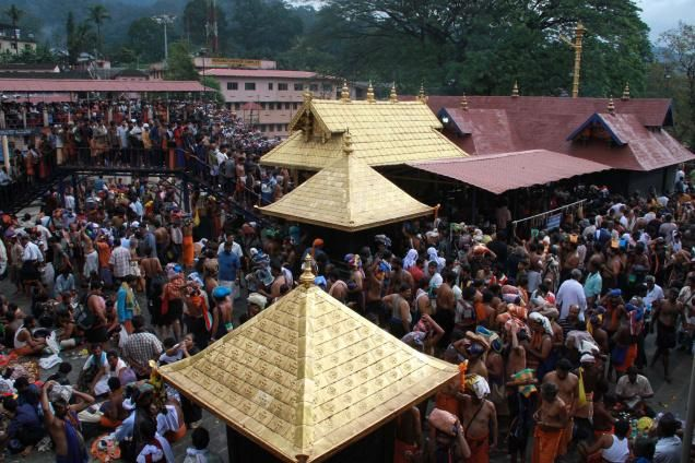 India News - Latest World & Political News - Current News Headlines in India - SC refers ban on women's entry at Sabarimala to Constitution Bench