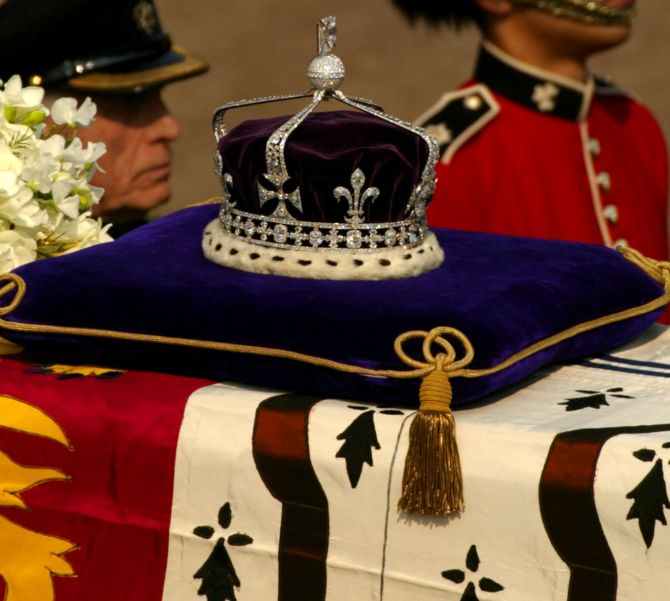 Kohinoor A Symbol Of British Loot Rediff India News