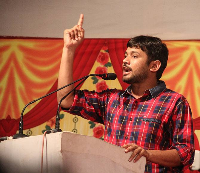 India News - Latest World & Political News - Current News Headlines in India - What's in a name? Lots, realises Kanhaiya's 'BJP assaulter'